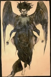 Jack Parsons by Marjorie Cameron